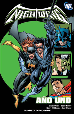 [Planeta DeAgostini] DC Comics - Página 6 Nightw10