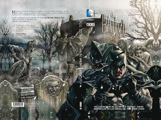 [ECC Sudamerica] DC Comics - Página 2 Noel11