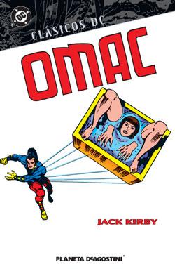[Planeta DeAgostini] DC Comics - Página 3 Omac_d10