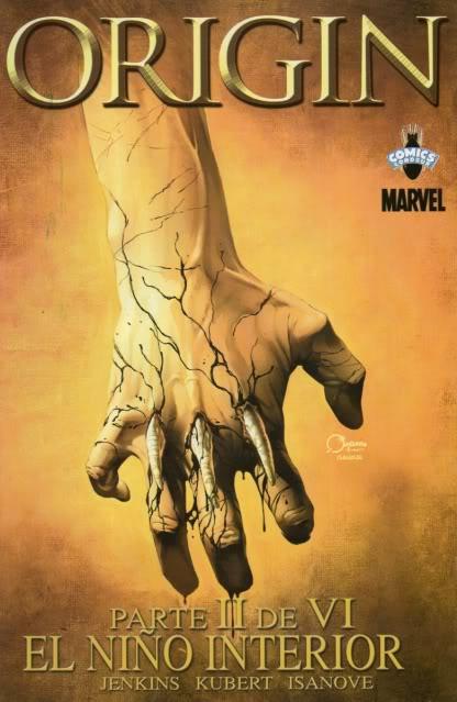 [CONOSUR / PANINI Argentina] Marvel Comics Origin11