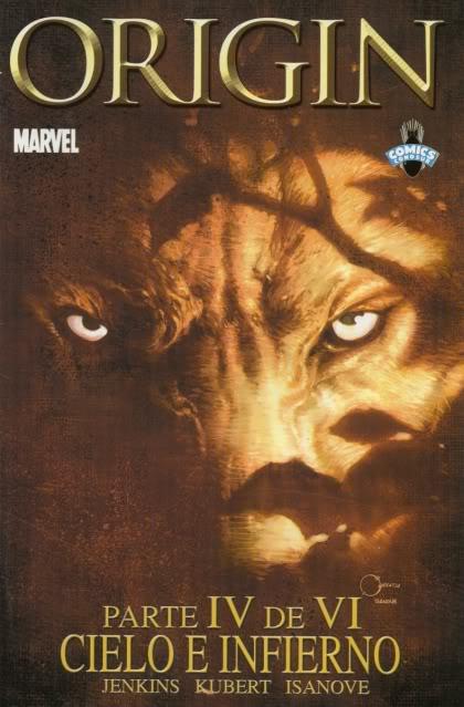 [CONOSUR / PANINI Argentina] Marvel Comics Origin12