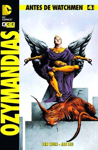 [ECC Sudamerica] DC Comics - Página 3 Ozyman19