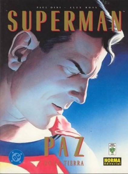 [NORMA] DC Comics Paz_en10