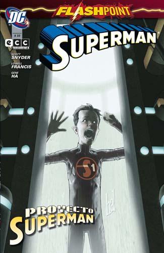 [ECC Sudamerica] DC Comics Proyec10