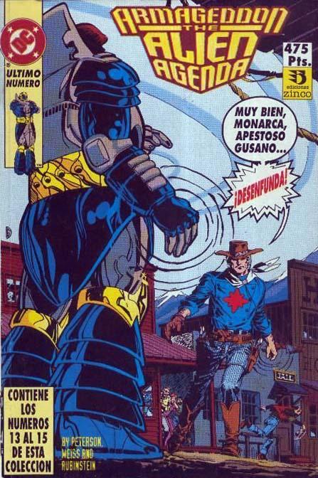 [Zinco] DC Comics R0510