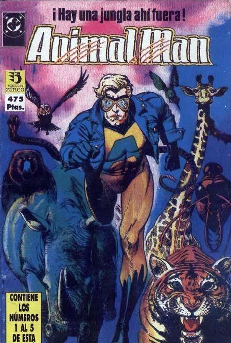 [Zinco] DC Comics R110