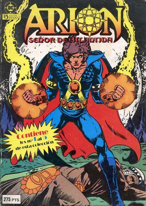 [Zinco] DC Comics R112