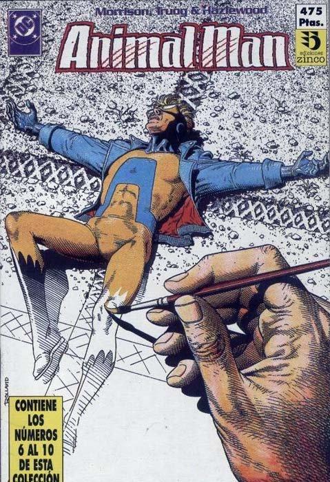 [Zinco] DC Comics R210