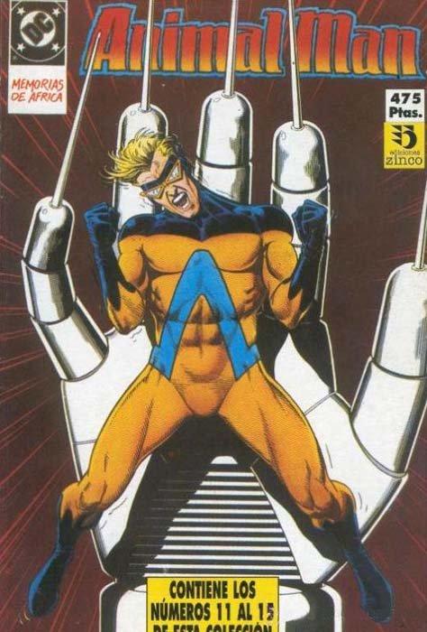 [Zinco] DC Comics R310