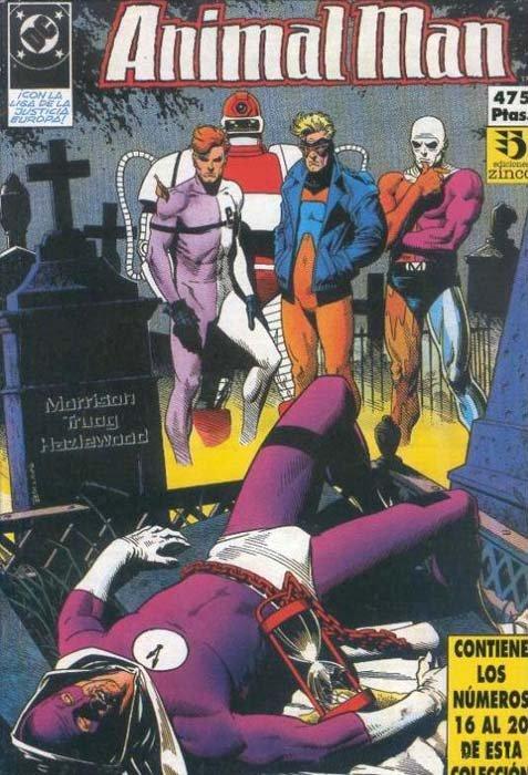 [Zinco] DC Comics R410