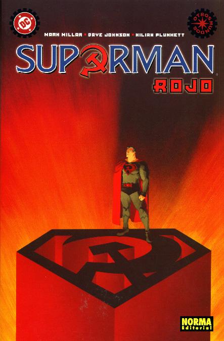 [CATALOGO] Catálogo Editorial Norma / DC Comics - Página 4 Rojo10