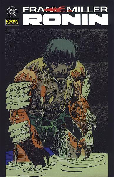 [NORMA] DC Comics Ronin11