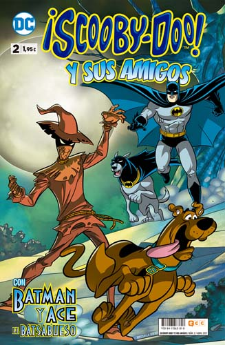 [ECC] UNIVERSO DC - Página 19 Scooby12