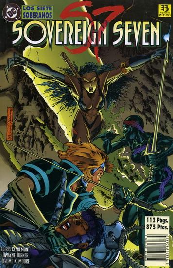 [Zinco] DC Comics - Página 8 Siete_11