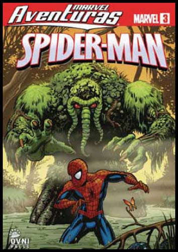 [CATALOGO] Catálogo Ovni Press / Marvel Comics y otras Spider11