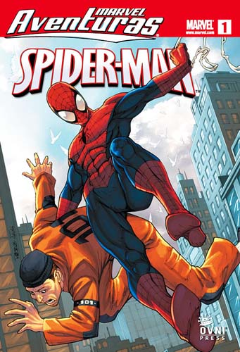 [OVNI Press] Marvel Comics y otras Spider12
