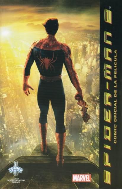 [CATALOGO] Catálogo Conosur / Panini Argentina Spider24