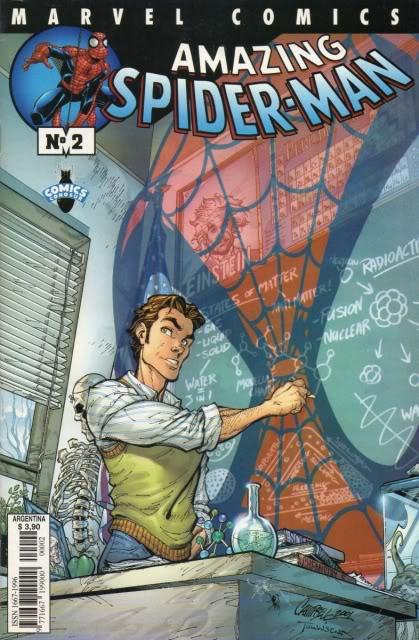[CONOSUR / PANINI Argentina] Marvel Comics Spider28