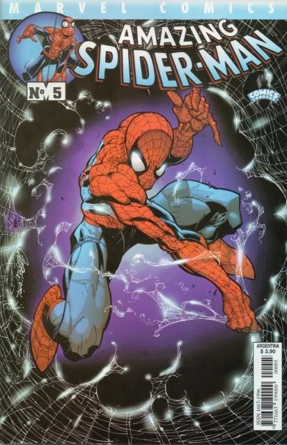 [CONOSUR / PANINI Argentina] Marvel Comics Spider29