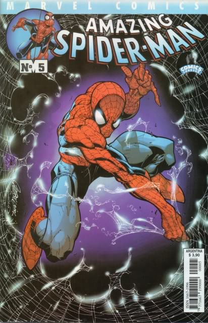 [CATALOGO] Catálogo Conosur / Panini Argentina Spider29