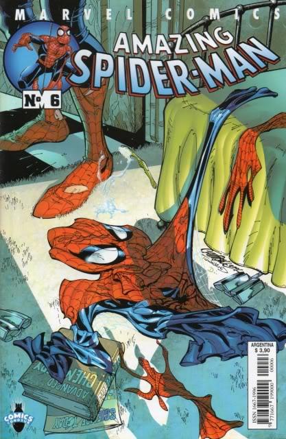 [CATALOGO] Catálogo Conosur / Panini Argentina Spider30