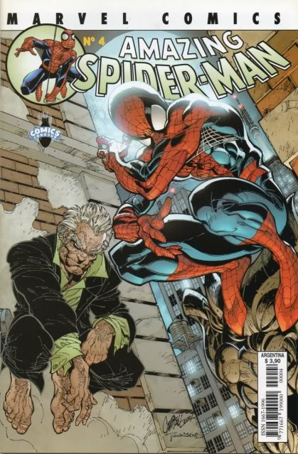 [CATALOGO] Catálogo Conosur / Panini Argentina Spider31