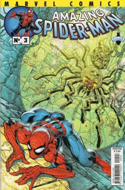 [CATALOGO] Catálogo Conosur / Panini Argentina Spider32