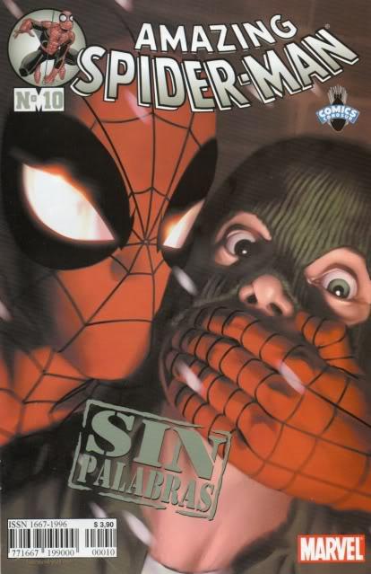 [CONOSUR / PANINI Argentina] Marvel Comics Spider33