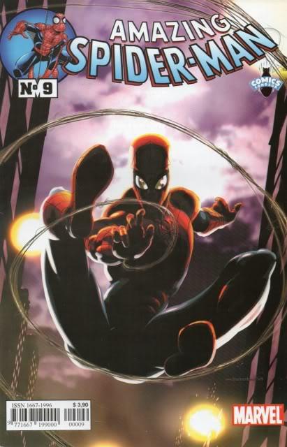 [CONOSUR / PANINI Argentina] Marvel Comics Spider34