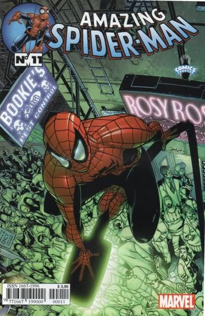 [CONOSUR / PANINI Argentina] Marvel Comics Spider35