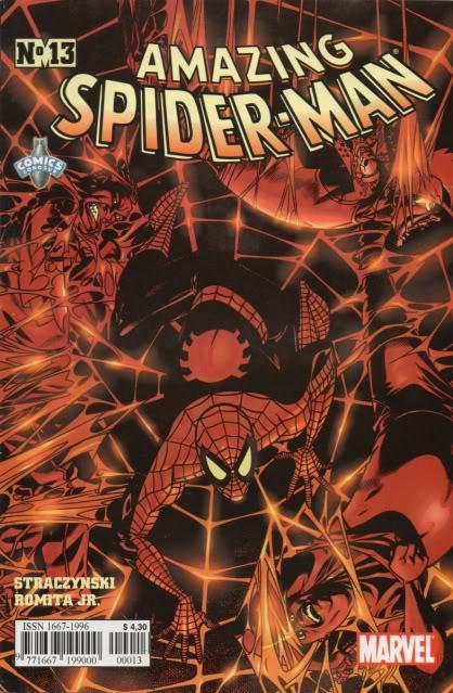 [CONOSUR / PANINI Argentina] Marvel Comics Spider37
