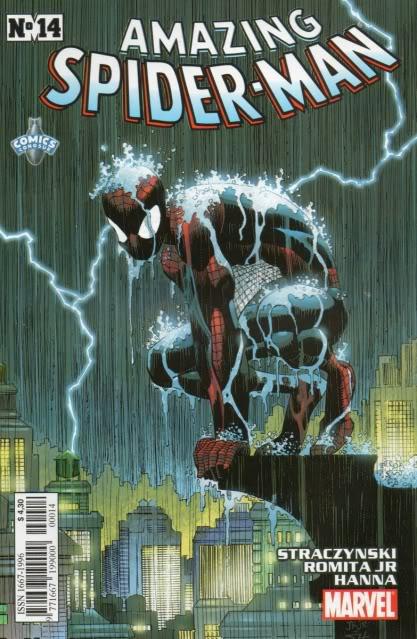 [CONOSUR / PANINI Argentina] Marvel Comics Spider38