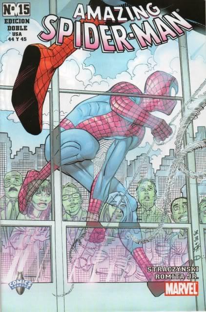 [CONOSUR / PANINI Argentina] Marvel Comics Spider39
