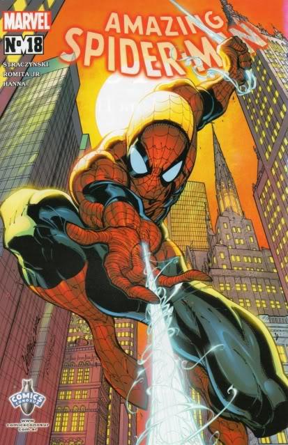 [CONOSUR / PANINI Argentina] Marvel Comics Spider40