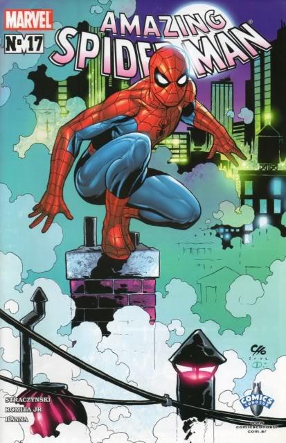 [CATALOGO] Catálogo Conosur / Panini Argentina Spider41
