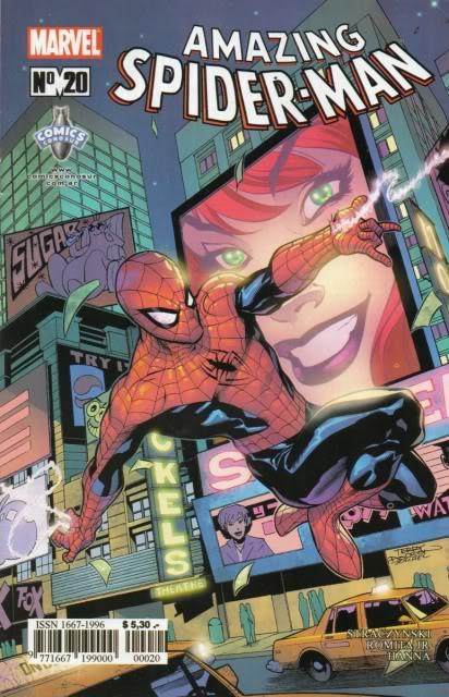 [CONOSUR / PANINI Argentina] Marvel Comics Spider42