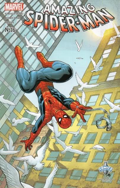 [CONOSUR / PANINI Argentina] Marvel Comics Spider44