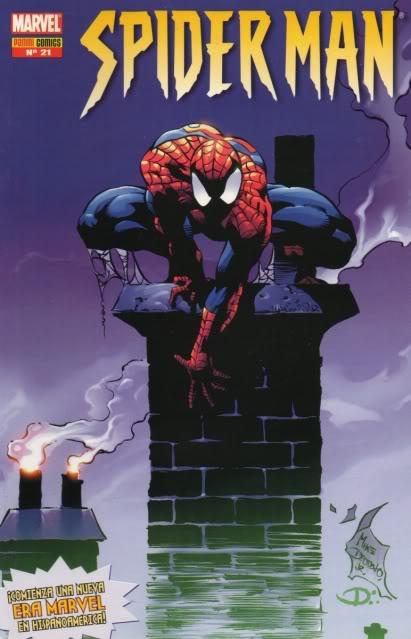 [CONOSUR / PANINI Argentina] Marvel Comics Spider50