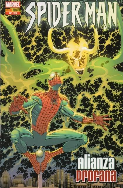 [CONOSUR / PANINI Argentina] Marvel Comics Spider51