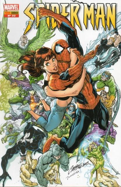 [CONOSUR / PANINI Argentina] Marvel Comics Spider52