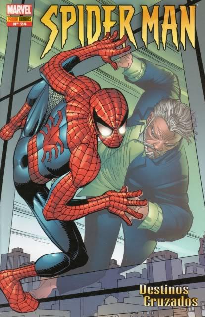 [CONOSUR / PANINI Argentina] Marvel Comics Spider53