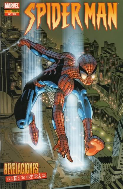 [CONOSUR / PANINI Argentina] Marvel Comics Spider54