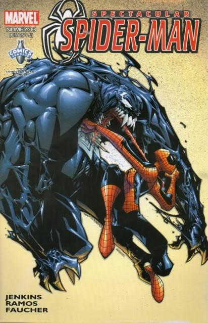 [CATALOGO] Catálogo Conosur / Panini Argentina Spider56