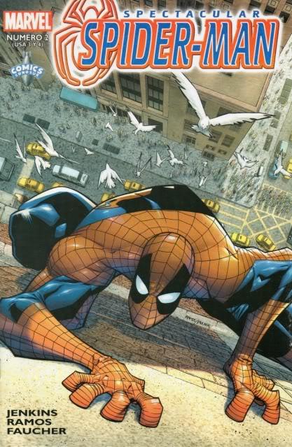 [CONOSUR / PANINI Argentina] Marvel Comics Spider58