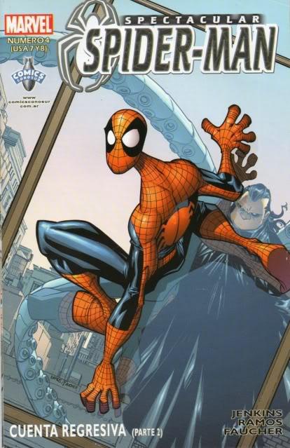 [CONOSUR / PANINI Argentina] Marvel Comics Spider59