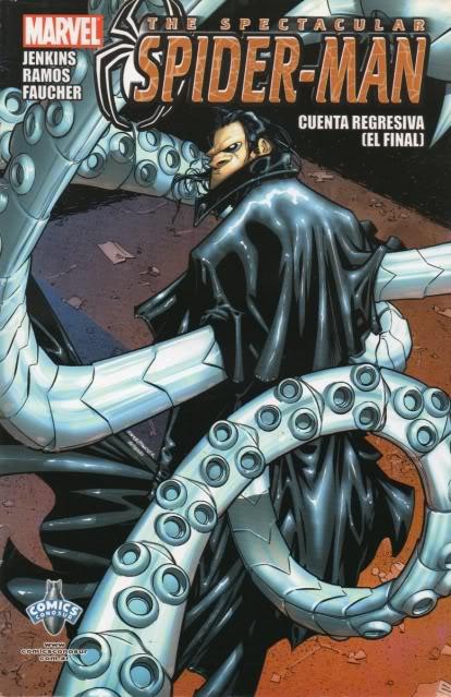 [CONOSUR / PANINI Argentina] Marvel Comics Spider60