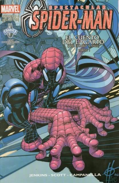 [CONOSUR / PANINI Argentina] Marvel Comics Spider61