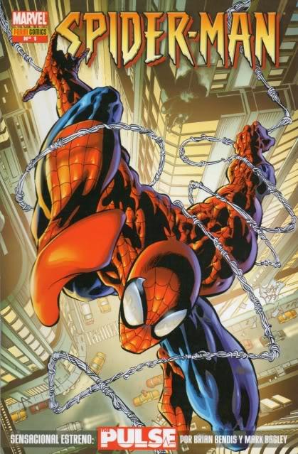 [CONOSUR / PANINI Argentina] Marvel Comics Spider62