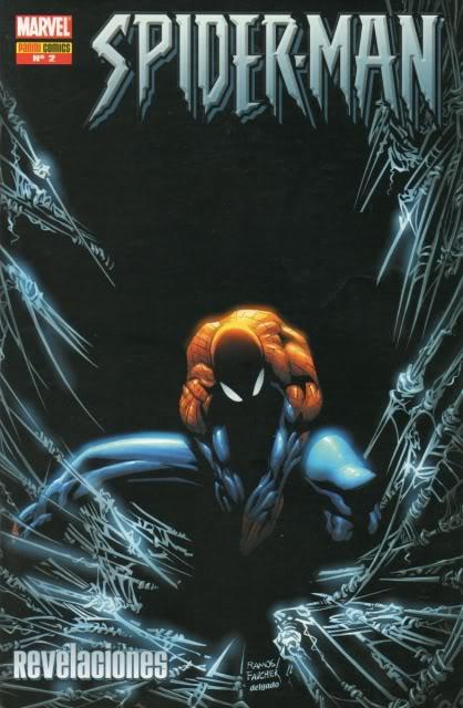 [CONOSUR / PANINI Argentina] Marvel Comics Spider63