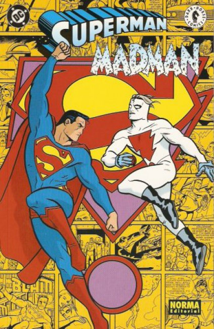 [NORMA] DC Comics Super264